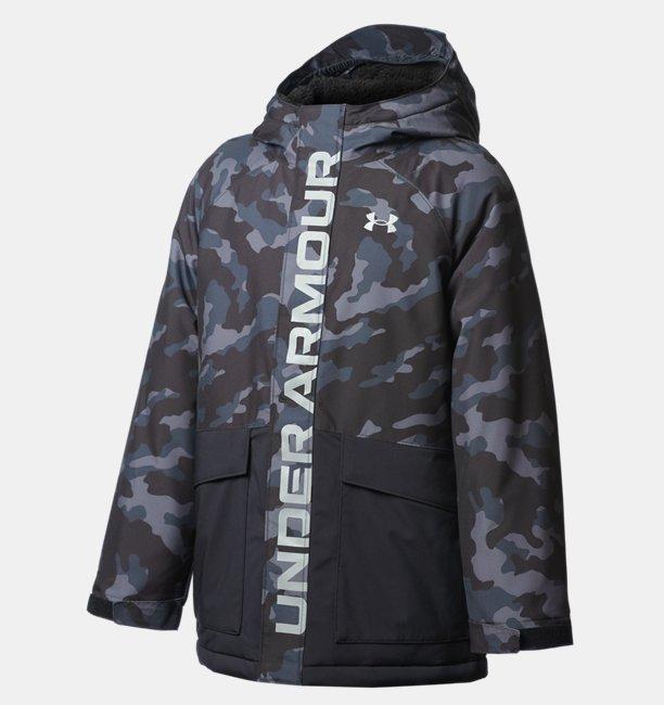 UAプリント イーグル アップ ジャケット(トレーニング/BOYS)