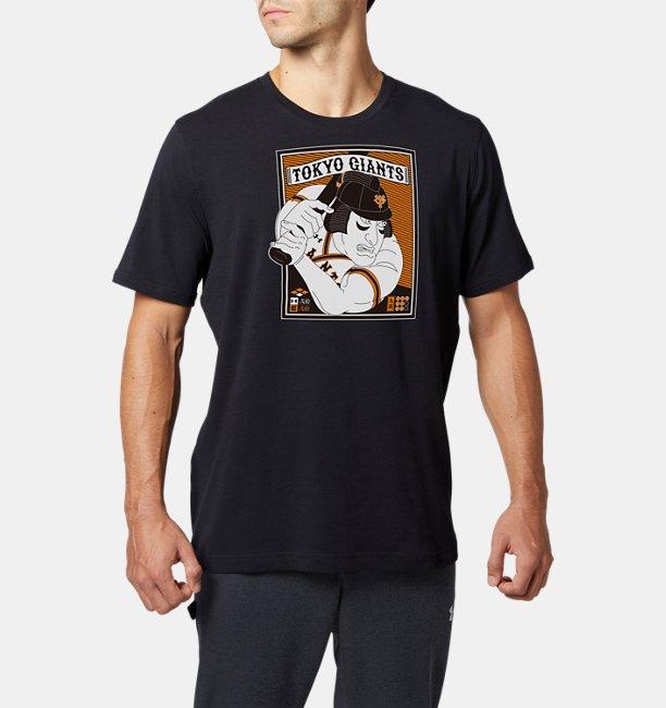 UAジャイアンツ Tシャツ<UKIYOE>(ベースボール/MENS)
