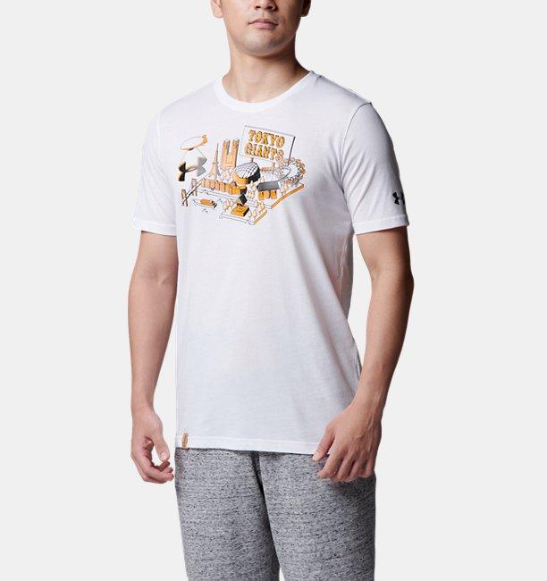 UAジャイアンツ グラフィック Tシャツ(ベースボール/MEN)