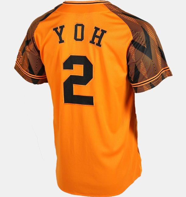 UAジャイアンツ レプリカユニホーム橙魂 <NO.2>(ベースボール/ユニホーム/MEN)