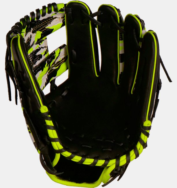 UA TL RB Infielder Glove LT CAMO