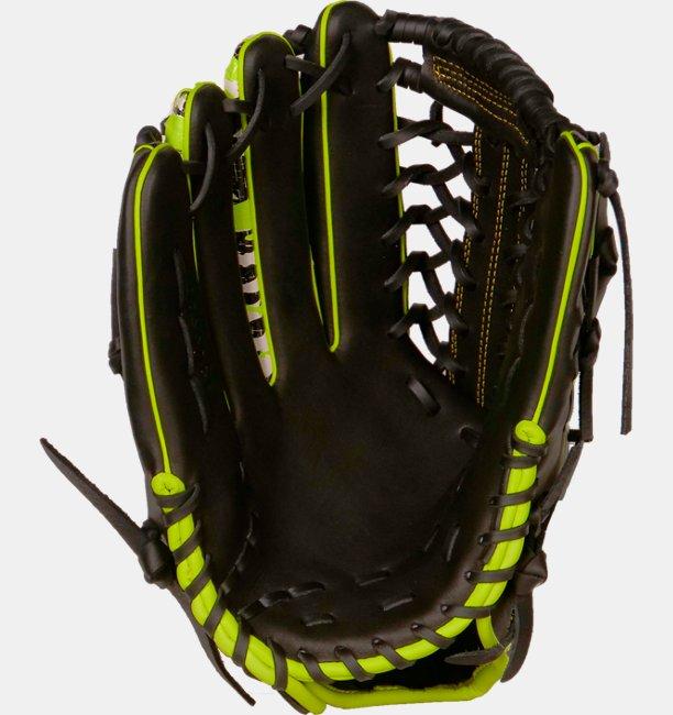 UAアンディナイアブル 軟式野球 外野手用グラブ<CAMO デザイン><左投げ> (ベースボール/MEN)