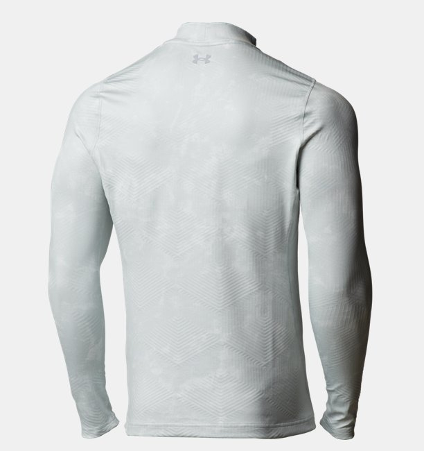 UA CGI Fitted Long Sleeve Mock Novelty