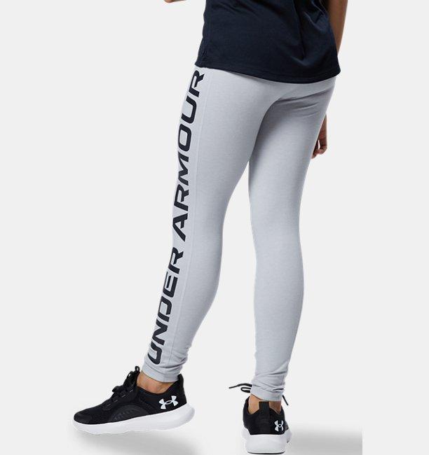 UAスポーツスタイル ブランド レギンス(トレーニング/GIRLS)