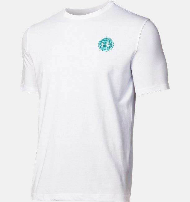 UA <90s>グローブデザイン ショートスリーブ Tシャツ (トレーニング/MEN)