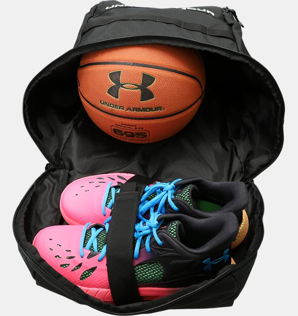 UA BBall Backpack 2