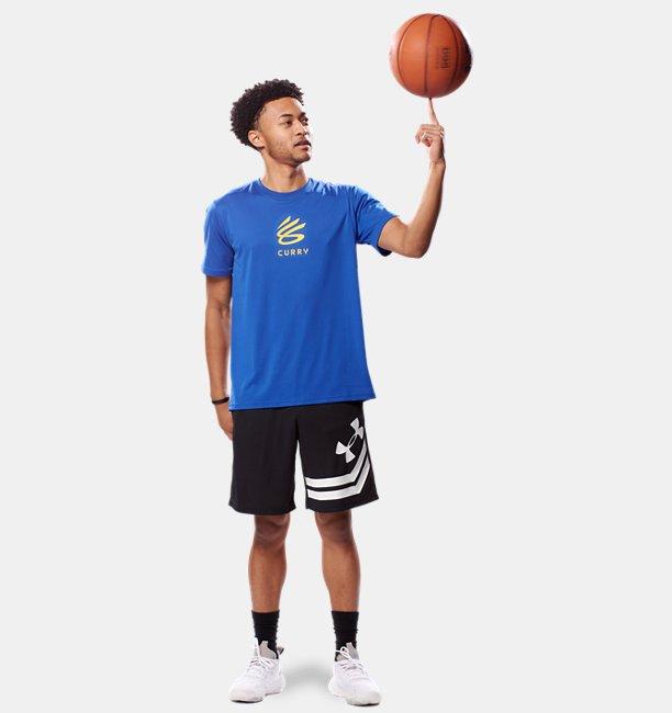 UAテック SC30 Tシャツ(バスケットボール/MEN)