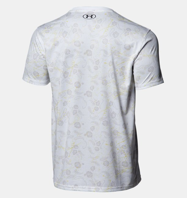 UAテック フルプリント Tシャツ(バスケットボール/MEN)