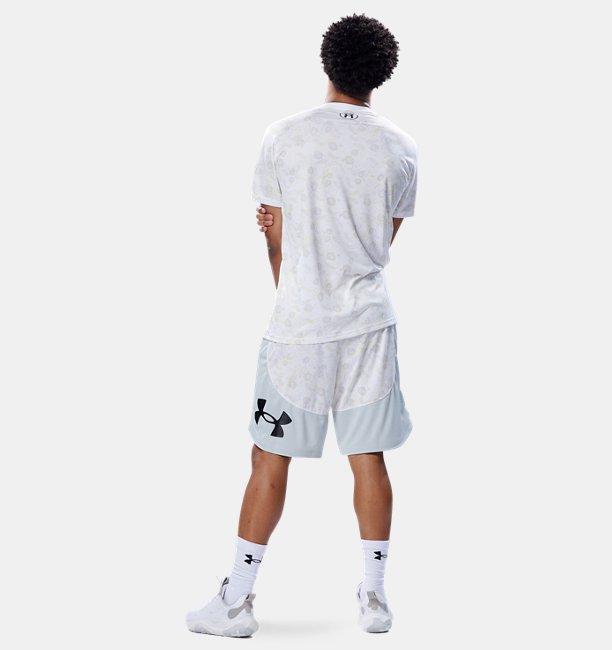 UAバスケットボール 4 ライフ ショーツ(バスケットボール/MEN)