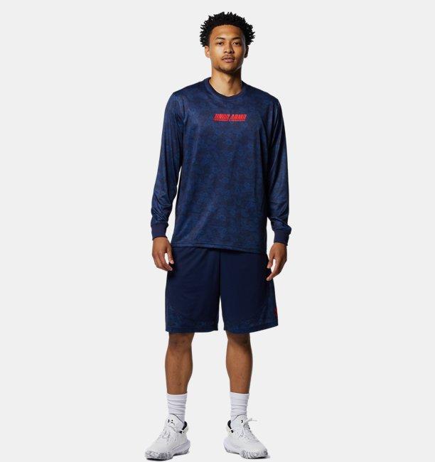 UAバスケットボール IS マイ ブラッド ショーツ(バスケットボール/MEN)