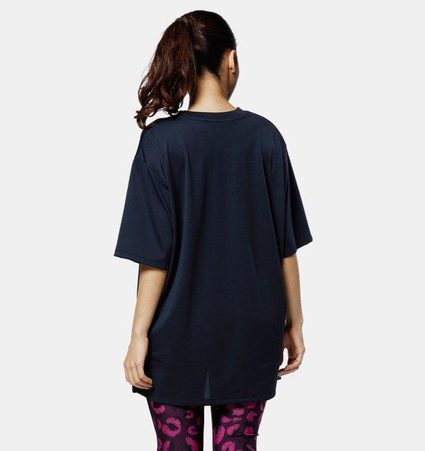 UAテック アニマル ロゴ Tシャツ(トレーニング/WOMEN)