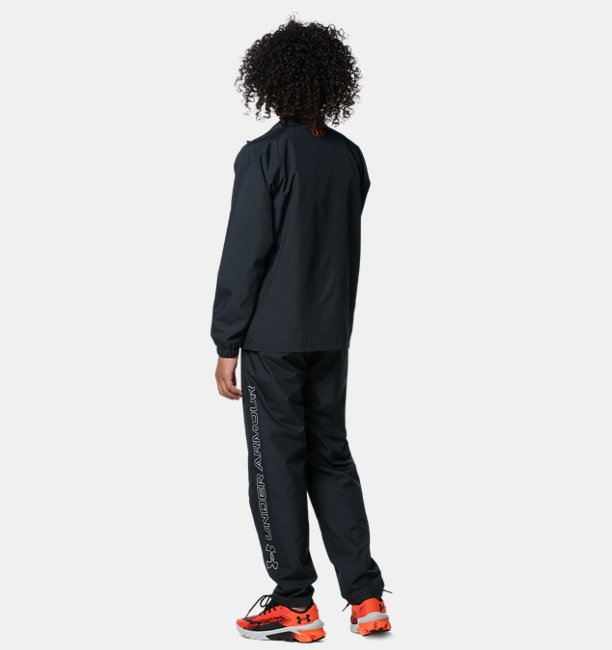 UAメッシュ ライン ジャケット(トレーニング/KIDS)