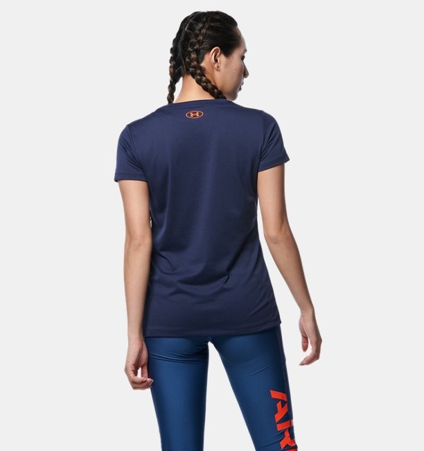 UAテック ビッグロゴ Tシャツ(トレーニング/WOMEN)