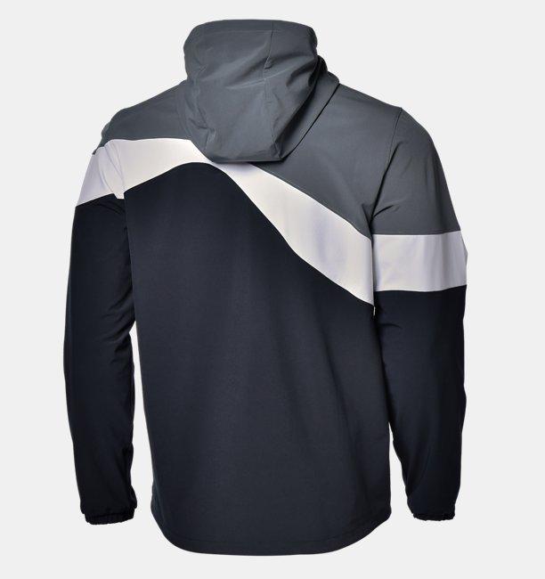 UAメッシュ ライン ウーブン ジャケット(トレーニング/MEN)