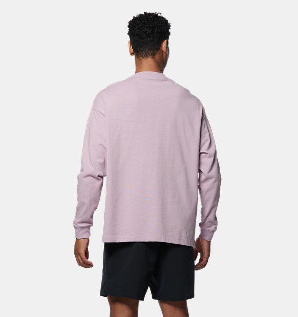 UAヘビーウエイト チャージドコットン ロングスリーブ ポケット シャツ(トレーニング/MEN)