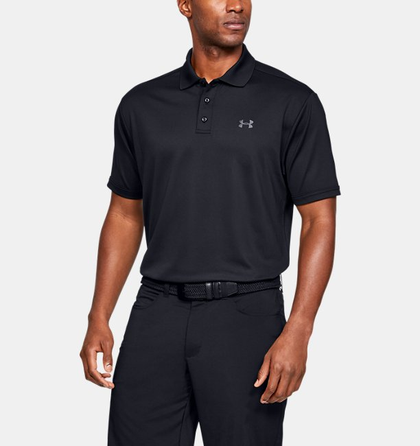 Playera Polo UA Performance para Hombre  e261e77bbb6ee