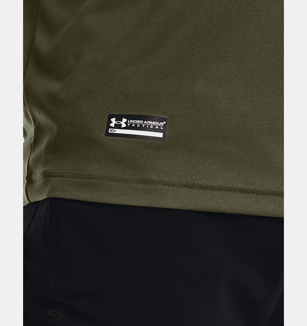 Mens Tactical UA Tech™ Long Sleeve T-Shirt