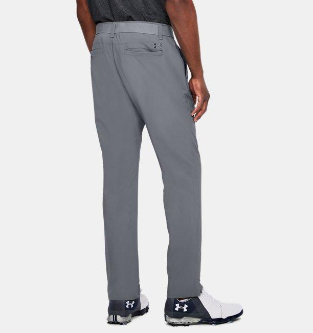 Mens UA Match Play Golf Pants Tapered