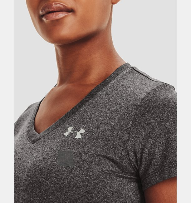 Cuello V UA Tech™ para mujer
