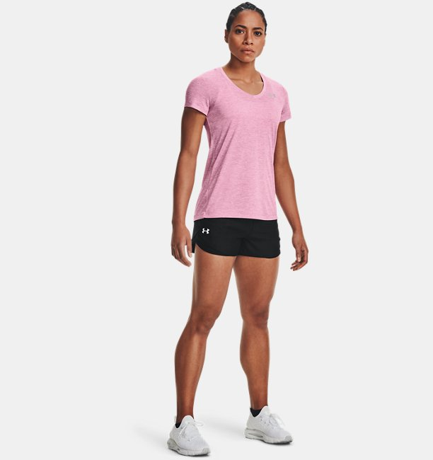 Womens UA Twist Tech™ V-Neck