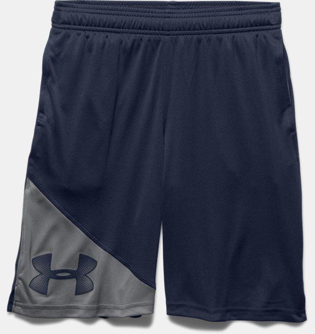 Shorts UA Tech Prototype - Infantil Masculino