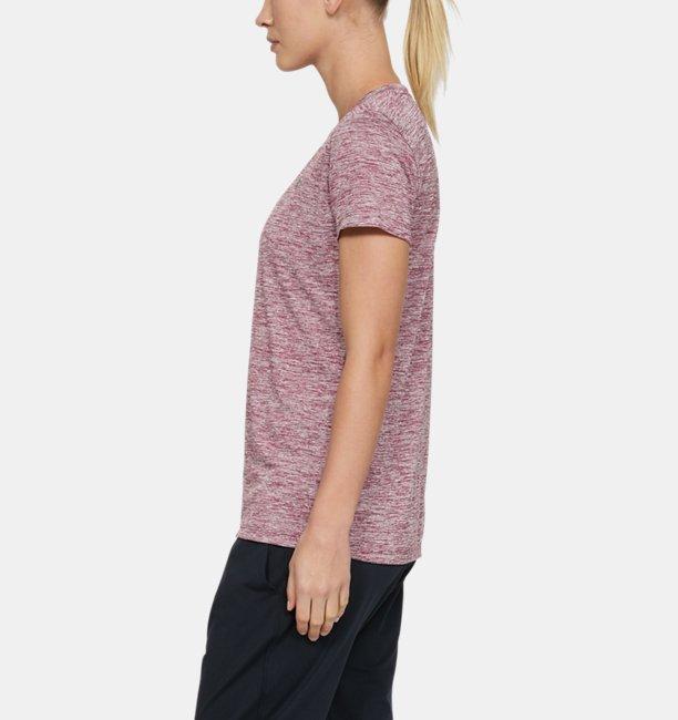 Dames T-shirt UA TECH™ Twist