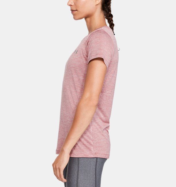 Dames T-shirt UA TECH™ Twist