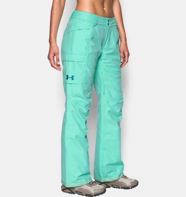 Women's UA ColdGear® Infrared Chutes Insulated Pants