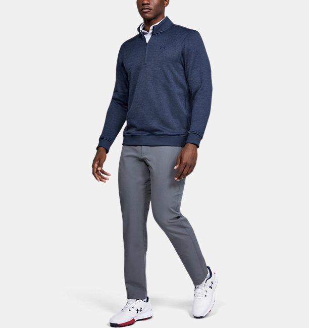 Mens UA Storm SweaterFleece ¼ Zip