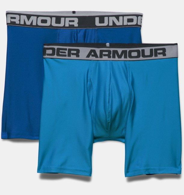 Boxerjock® UA Original Series6 (15cm) para Hombre (2Unidades)