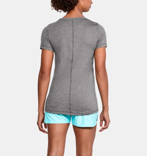 huge discount 17237 995fb Womens UA HeatGear® Armour Short Sleeve