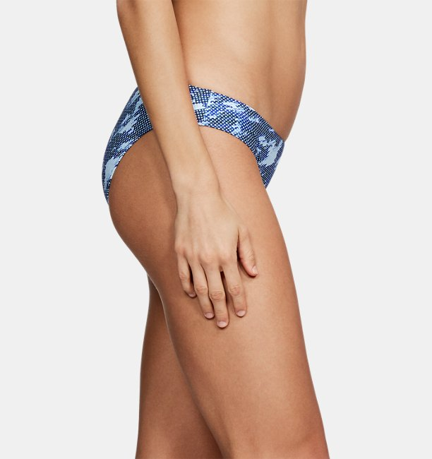 Womens UA Microthread Swim Bottom
