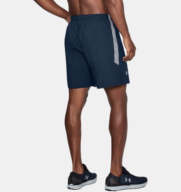 Mens UA Launch SW 7 Shorts