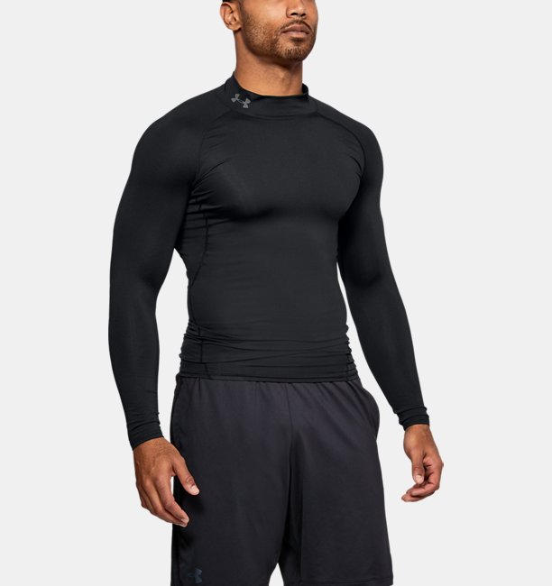 UA HG ARMOUR MOCK LS