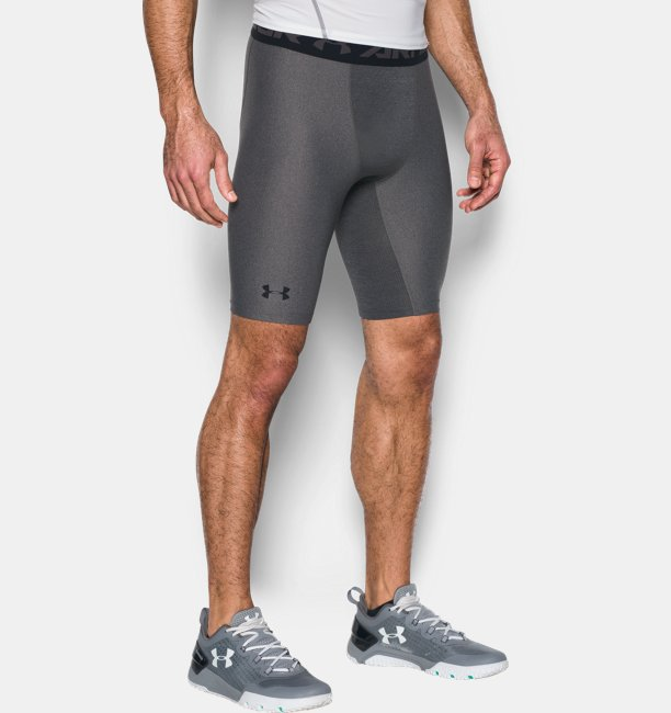 Herenshort HEATGEAR® Armour Compression - Lang
