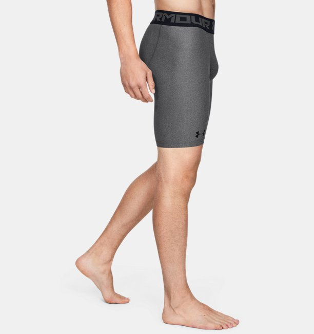 Short HeatGear® Armour Long Compression da uomo