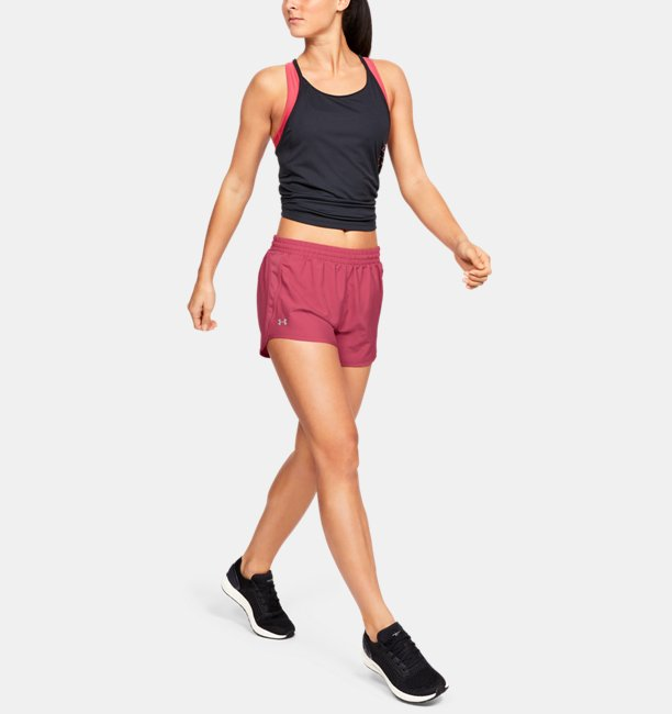 Womens UA Speed Stride Shorts