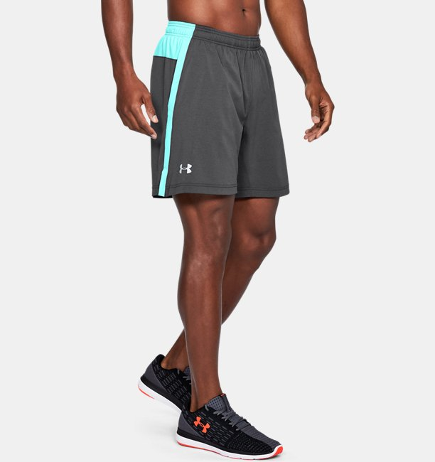 Mens UA Launch 2-in-1 Shorts