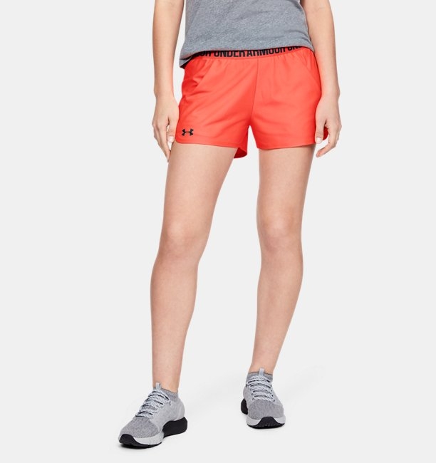 Womens UA Play Up 2.0 Shorts