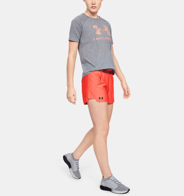 3646016277925 Short UA Play Up 2.0 pour femme | Under Armour FR