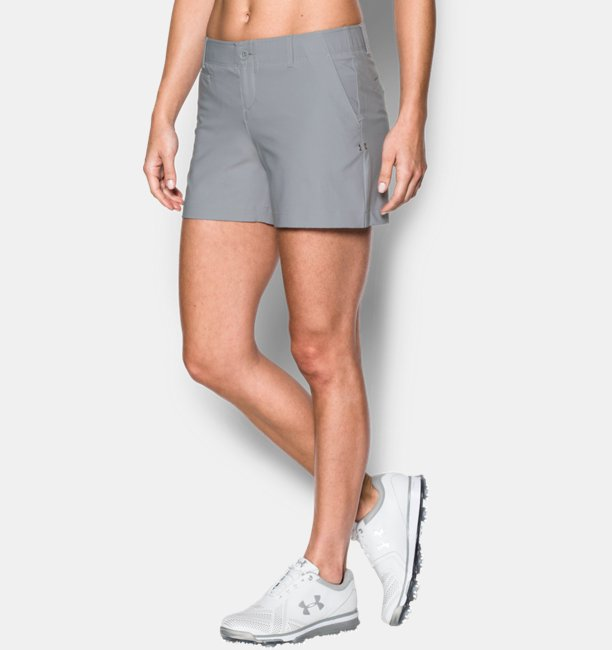 "Women's UA Links 4"" Shorty"