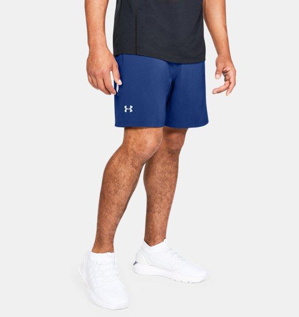 Mens UA Speedpocket 7 Shorts