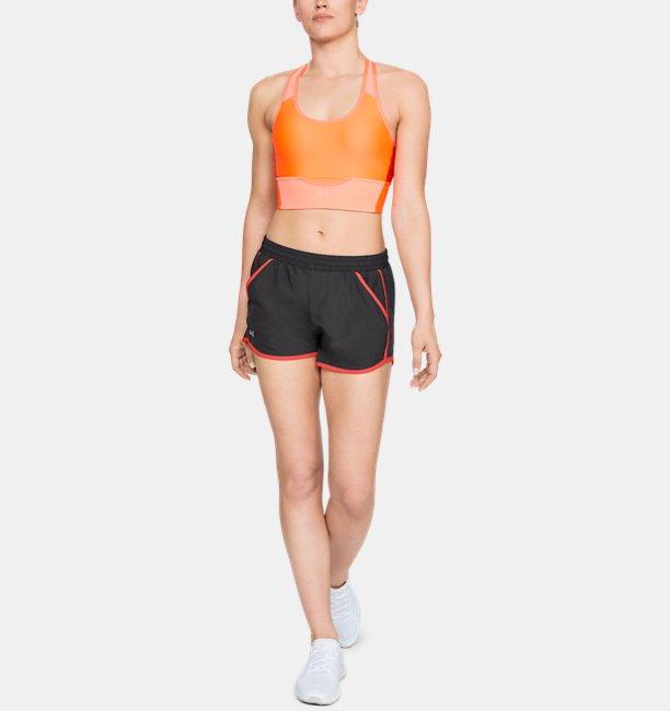Shorts de Corrida Feminino Under Armour Fly-by