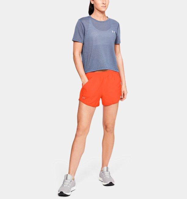 Shorts UA Fly-By Feminino