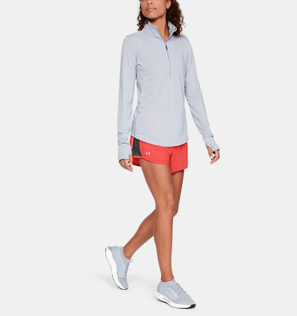 Womens UA Fly-By Shorts