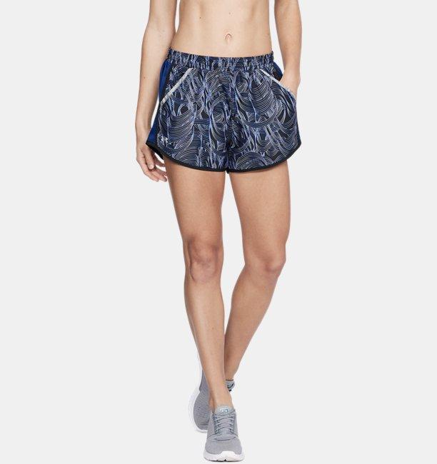 Shorts UA Fly-By Printed Feminino