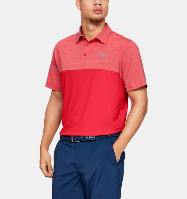 Erkek UA Playoff Polo Tişört
