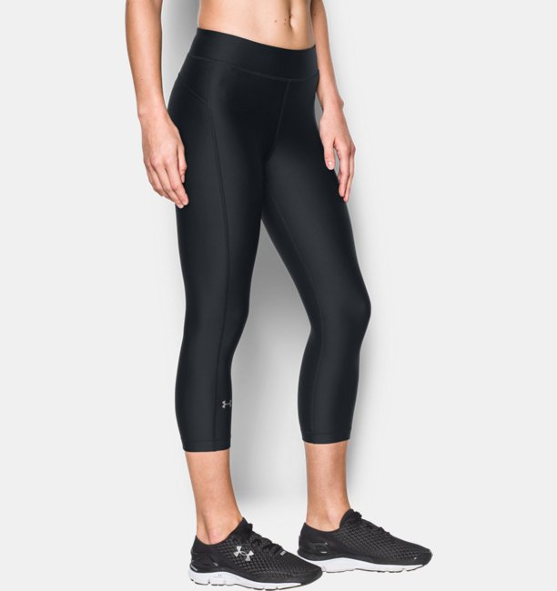 Women's UA HeatGear® Armour Capris