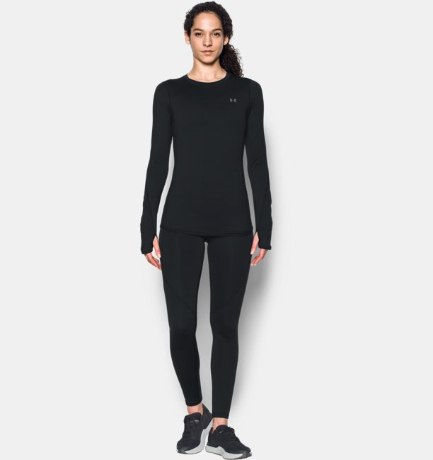 Sudadera ColdGear® Armour Fitted para Mujer