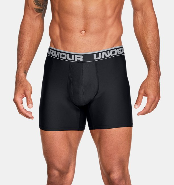 Erkek UA Original Series Baskılı Boxerjock® 2li paket